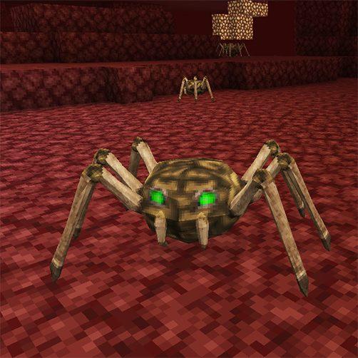 Trite créature aberrante Lycanites Mobs