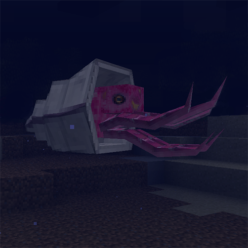 Skylus créature Lycanites Mobs