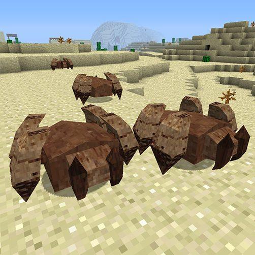 Gorgomites créature Lycanites Mobs