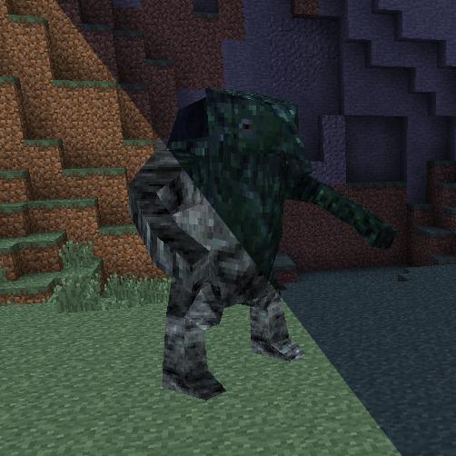 Troll brute Lycanites Mobs
