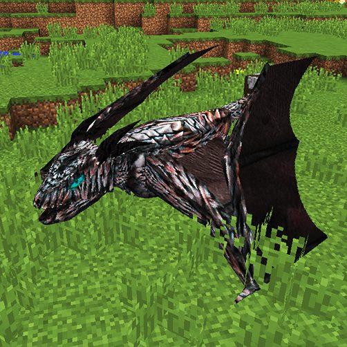 Morock dragon Lycanites Mobs