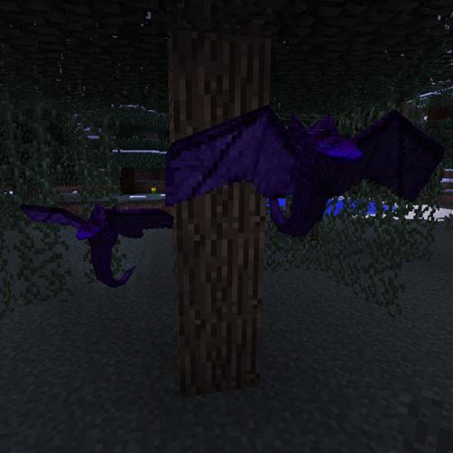 Remobra dragon Lycanites Mobs