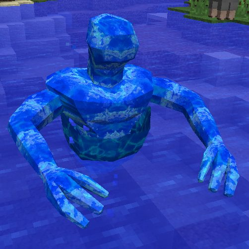 Jengus créature élémentaire Lycanites Mobs