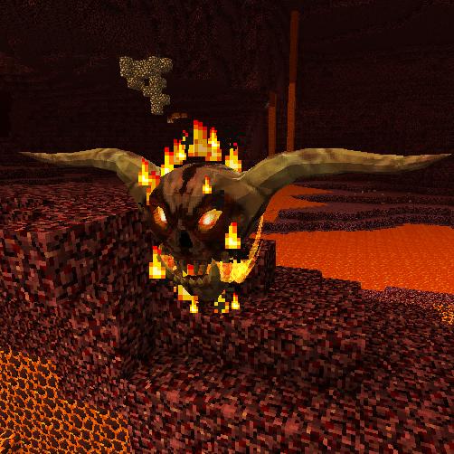 Wraiths créature élémentaire Lycanites Mobs