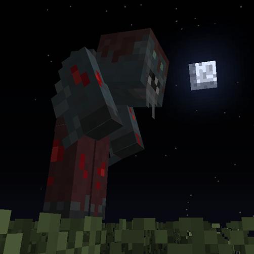 Ghoul mort-vivant Lycanites Mobs