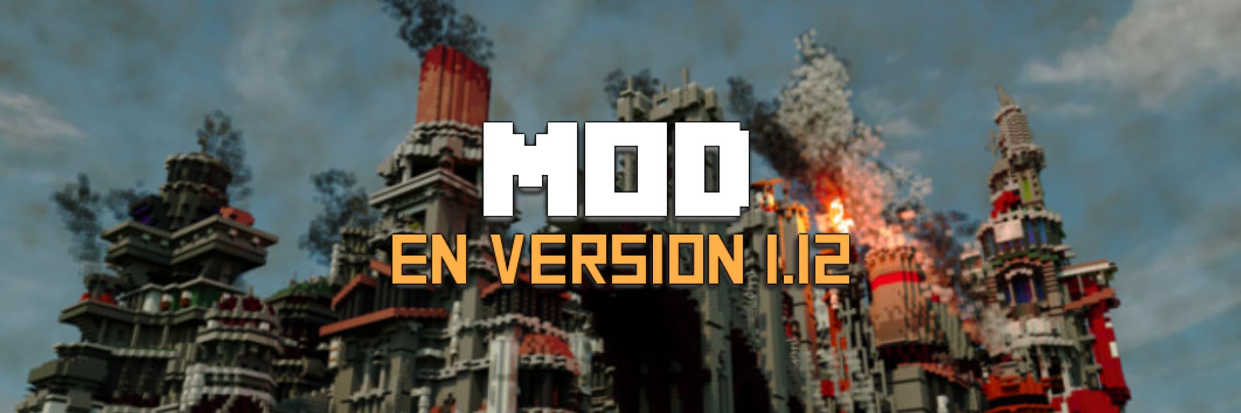mod minecraft 1.12.2