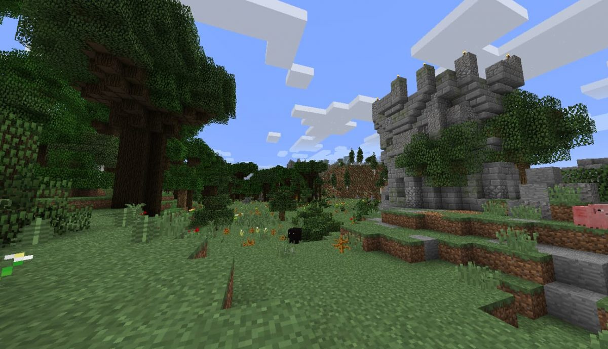 Modpack Roguelike Adventures and Dungeons : Forteresse