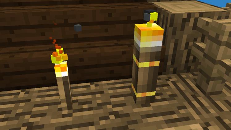 Skyfactory 4 : une méga torche