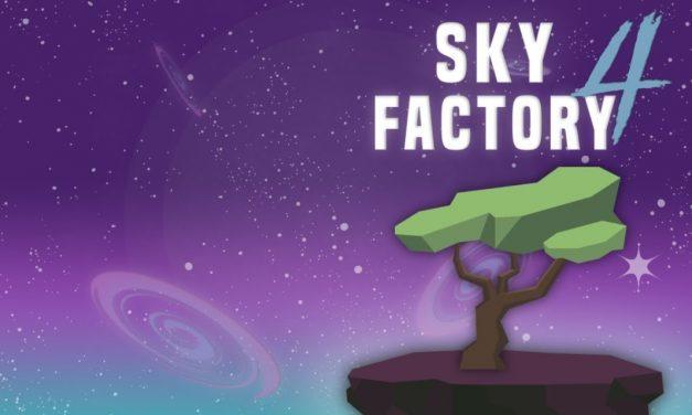 [Modpack] Skyfactory 4 – 1.12.2