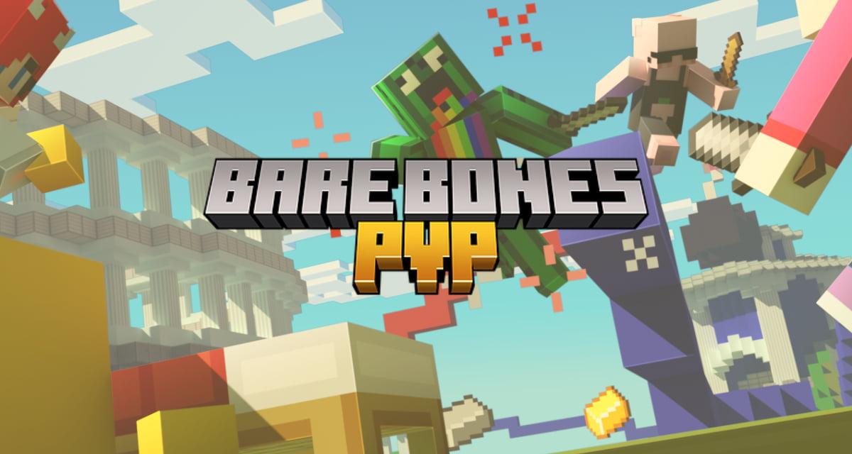 [Pack de Textures] Bare Bones PvP – 1.8.9