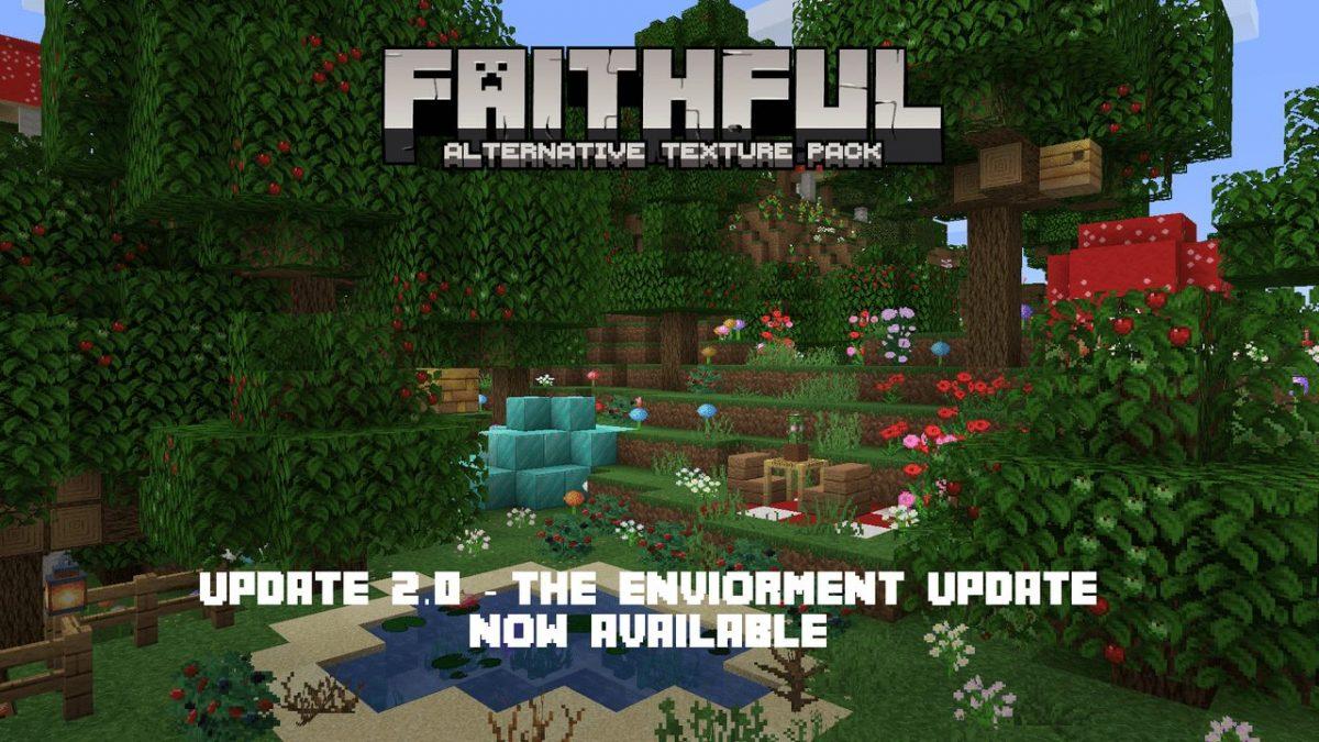 Faithful Alternative Addon : titre