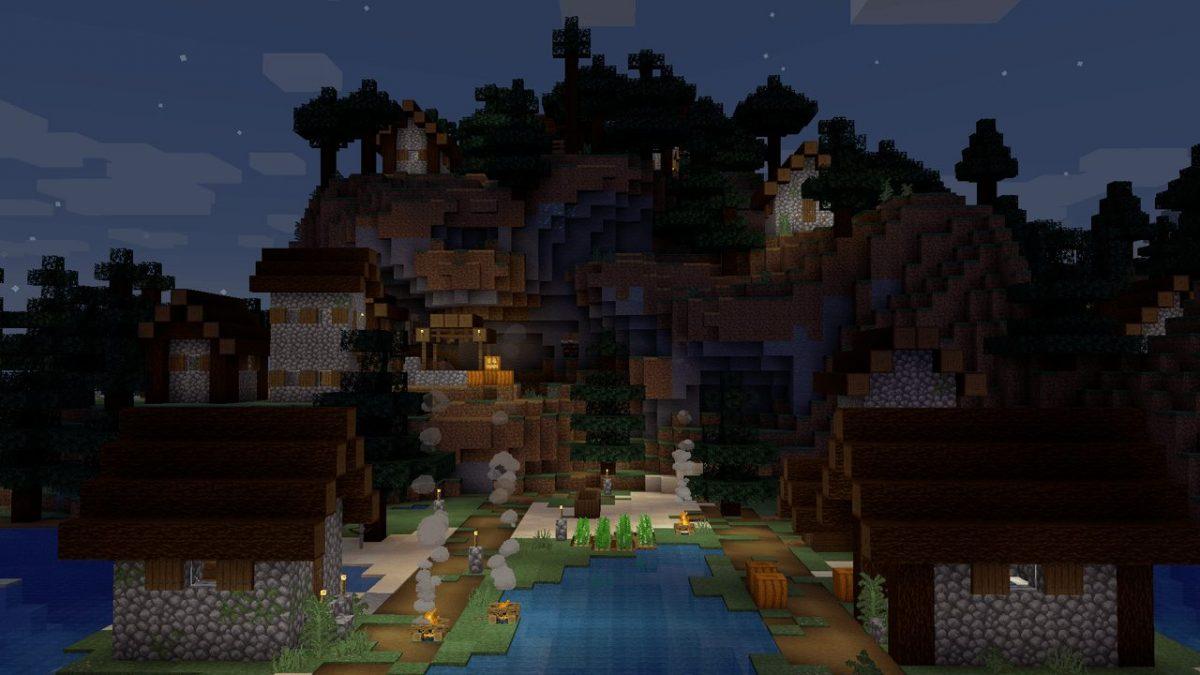 Faithful Alternative Addon : village 2
