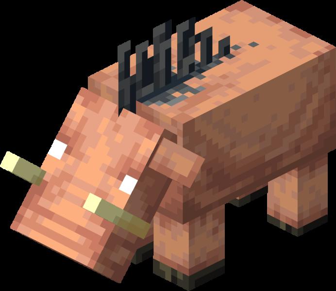 hoglin minecraft 1.16