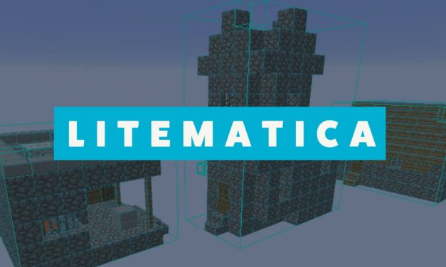 [Mod] Litematica – 1.13.2 → 1.15.2