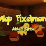 [Map] Pixelmon Johto – Pokemon's Johto & Kanto – 1.12.2