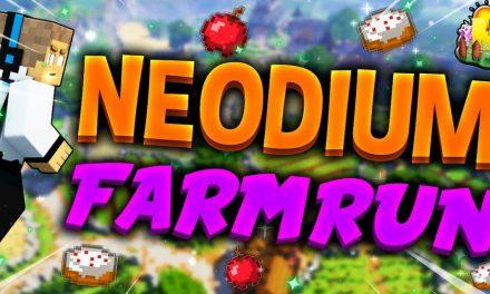 Neodium – Présentation Serveur Minecraft FarmRun ! (Minecraft Vanilla)