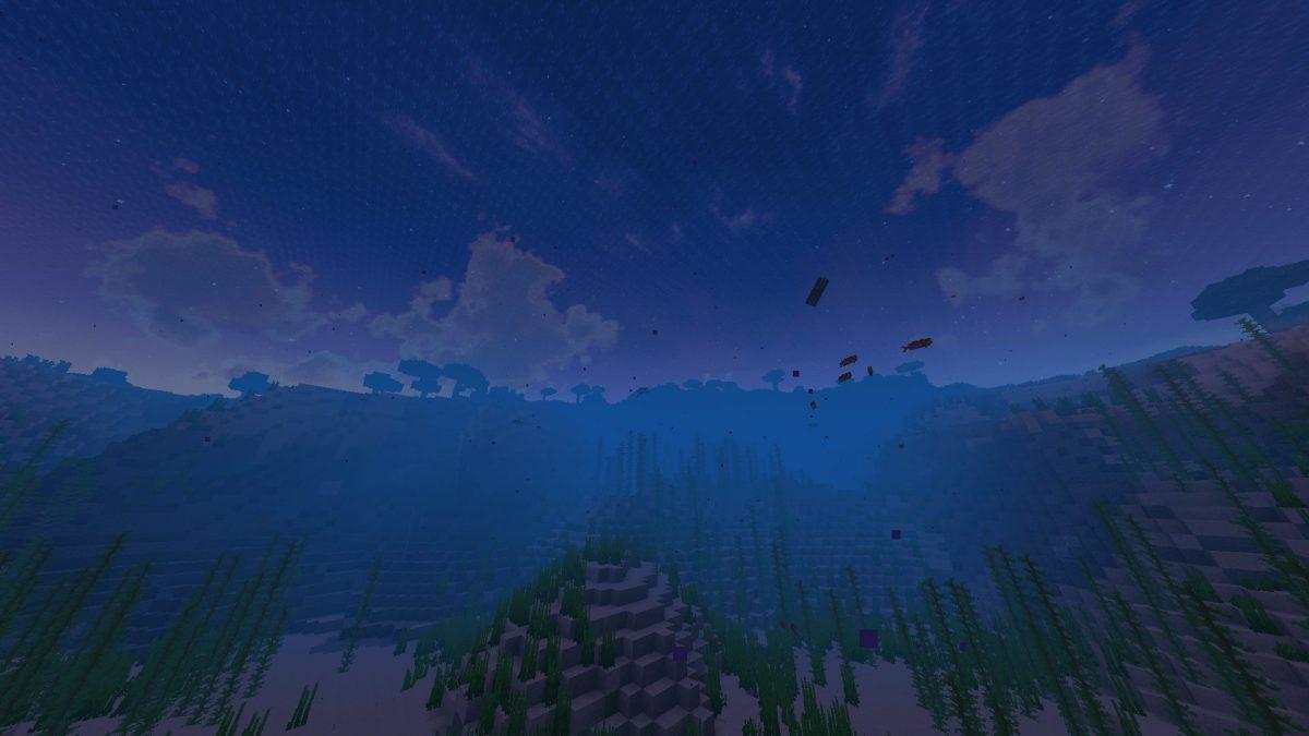 New Default + : brouillard sous l'eau