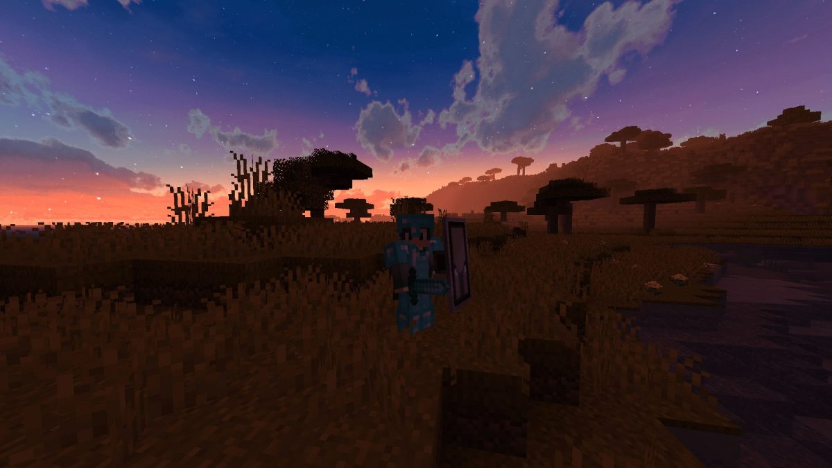 New Default + : lightmap d'OptiFine