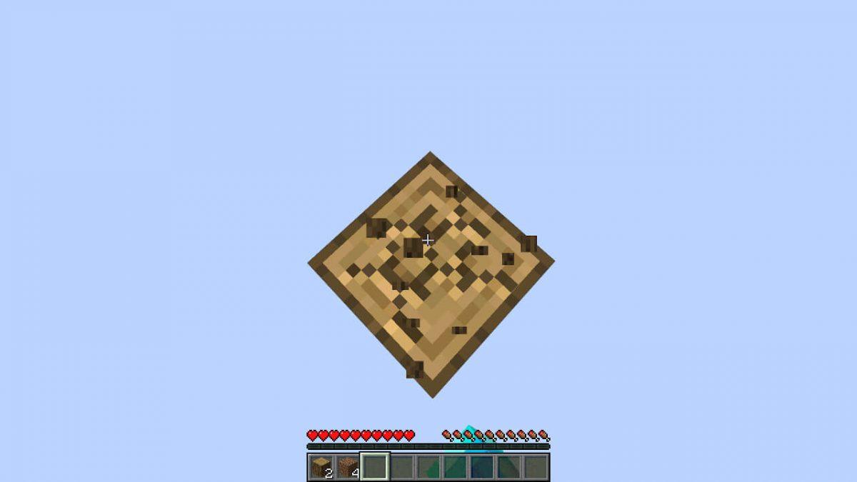 Map One Block : le bloc produit désormais du bois
