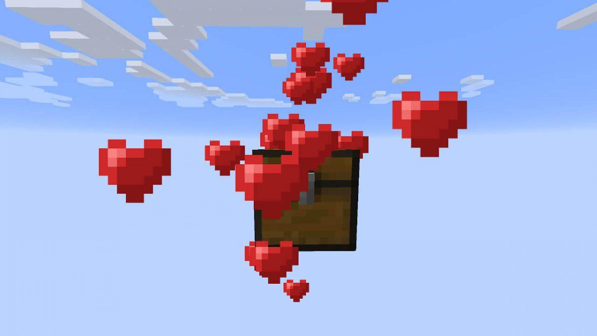 Map One Block : ce coffre vous aime !