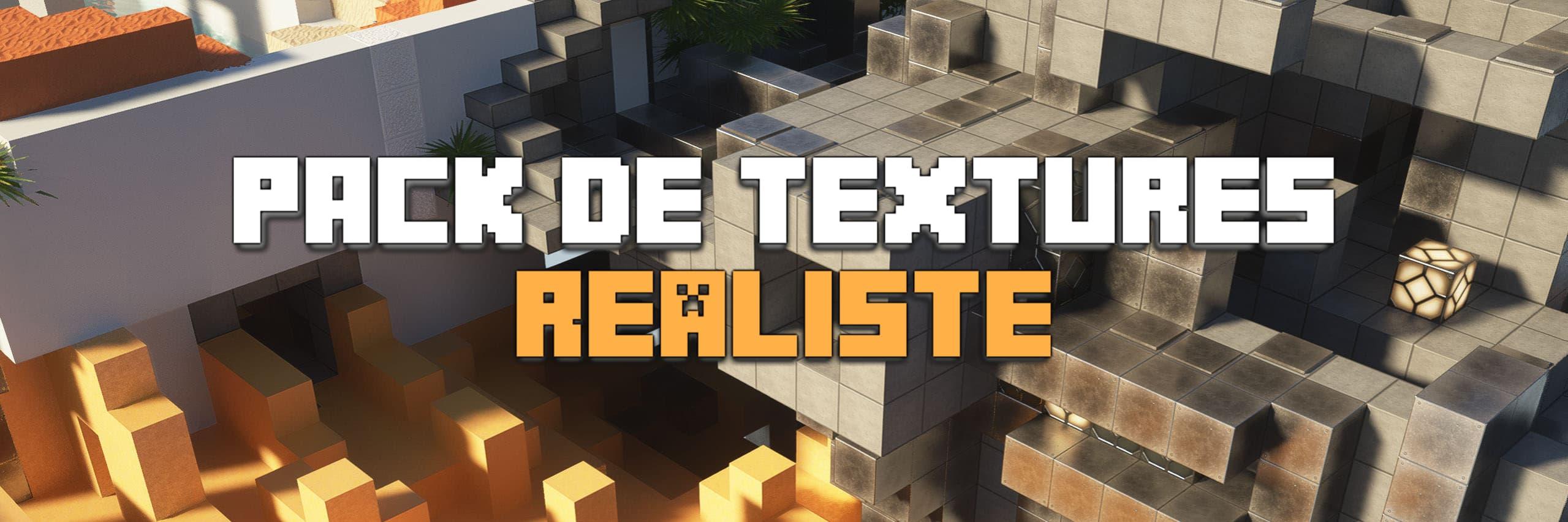 Les Meilleurs Pack De Texture Minecraft Realiste Minecraft Fr