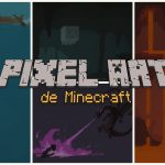 Minecraft en Pixel Art : avec interview d'un artiste !
