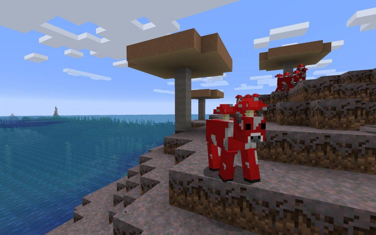 Seed Minecraft 1.15 vache champignon