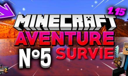 Minecraft 1.15 | Pillage Défense ! – (Minecraft Aventure Survie Vanilla Multijoueur)