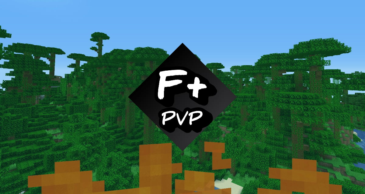 [Pack de Textures] The F+ PVP – 1.8 / 1.12 / 1.16