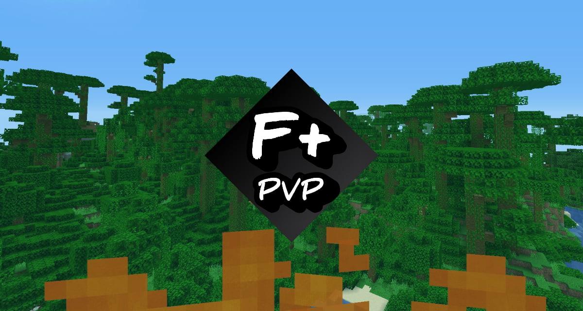[Pack de Textures] The F+ PVP – 1.8 / 1.12 / 1.14 / 1.15 / 1.16