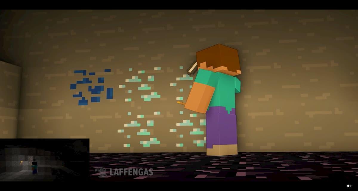 Trailer Minecraft de 2010 en 2020