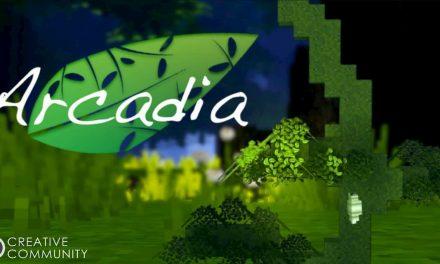 Arcadia | Court-métrage 48H (Machinima Minecraft)