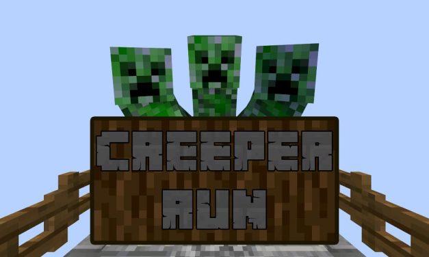 [Map] Creeper Run – 1.15.2
