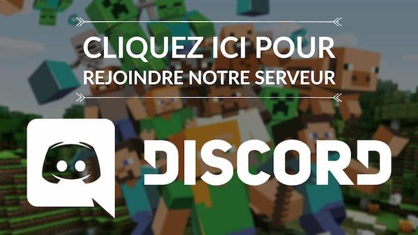 discord minecraft fr