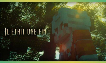 Il était une fin | Court-métrage (Minecraft Machinima)
