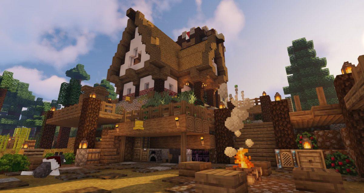 Jicklus : une maison
