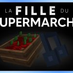 La Fille du Supermarché | Court-métrage (Minecraft Machinima)