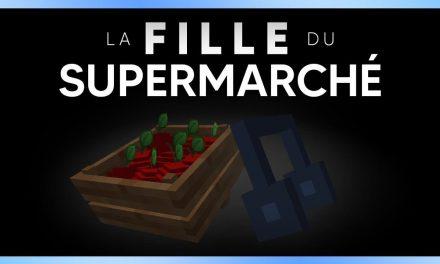 La Fille du Supermarché | Court-métrage (Minecraft Machinima)
