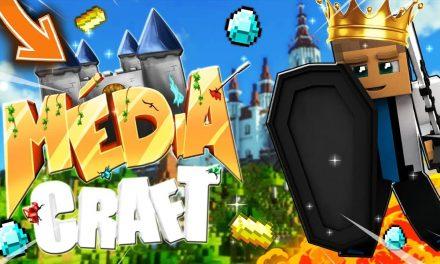 MediaCraft Semi-RP – Présentation Serveur Minecraft MÉDIÉVAL RP