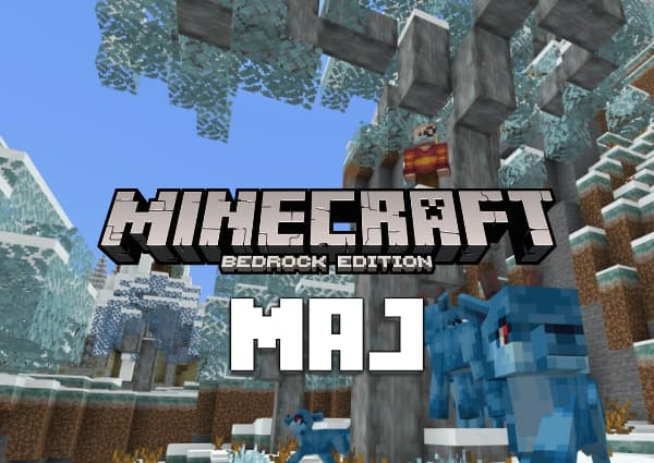 maj minecraft bedrock edition