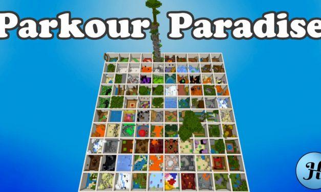[Map] Parkour Paradise – 1.15.2