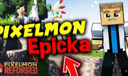 Pixelmon – Présentation Serveur Minecraft Epicka