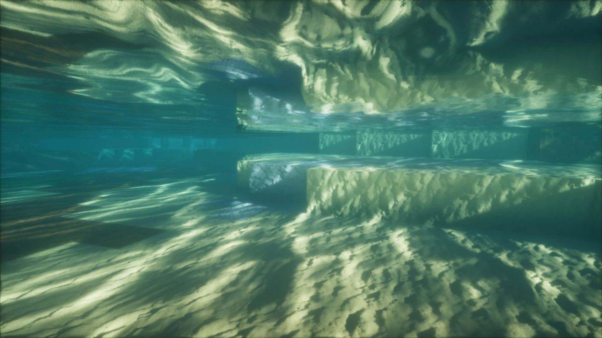 Seus Shader : sous l'eau