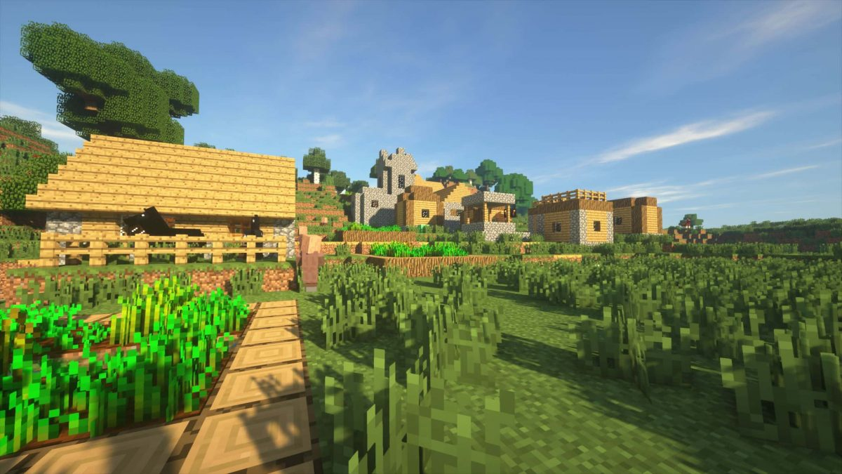 sonic ethers unbelievable shaders un village