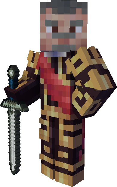 Skin minecraft Fabius III of Cantoras