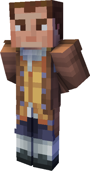 Skin minecraft Michel de Castaire