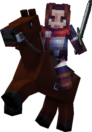 Skin minecraft Marie d'Escalle