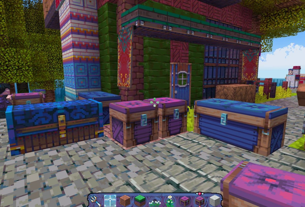 Tales of Jobutara Kingdoms Pack de Texture Minecraft : des coffres