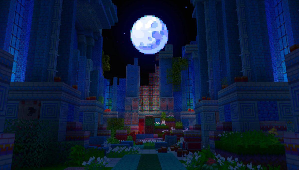 Tales of Jobutara Kingdoms Pack de Texture Minecraft : la lune de nuit