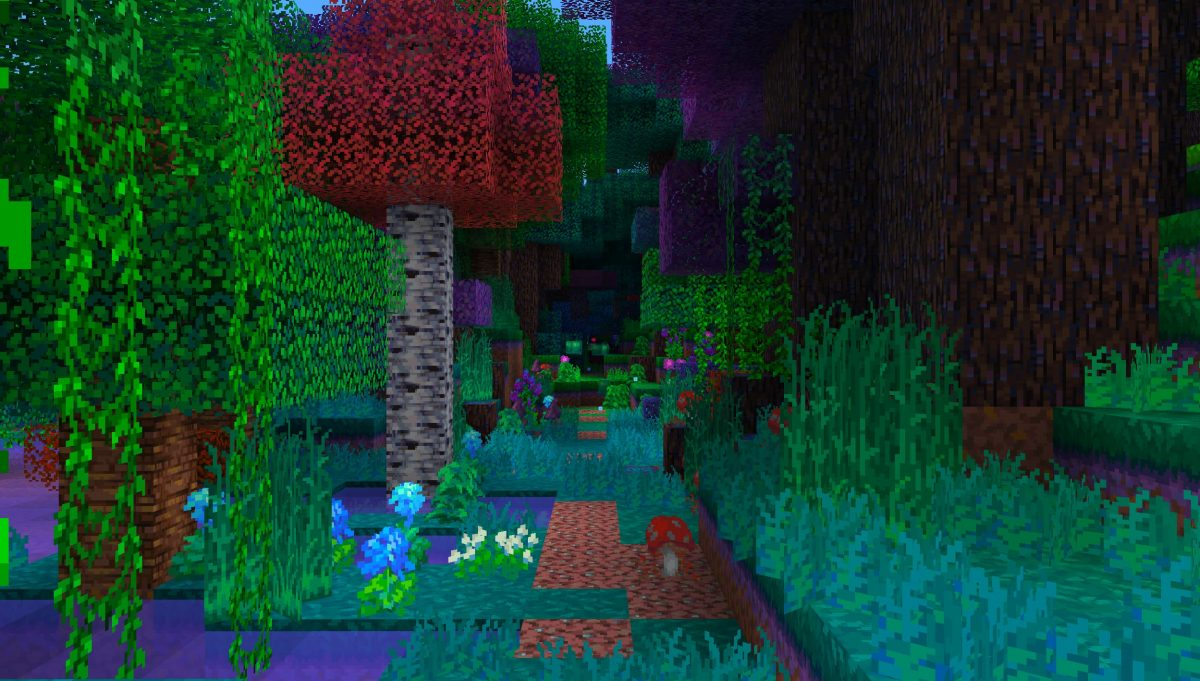 Tales of Jobutara Kingdoms Pack de Texture Minecraft : le biome de marais